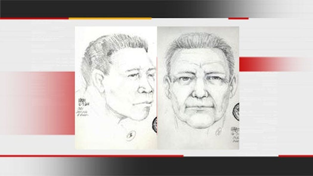 OSBI Releases Sketches Of Suspects In Thanksgiving Day Shooting