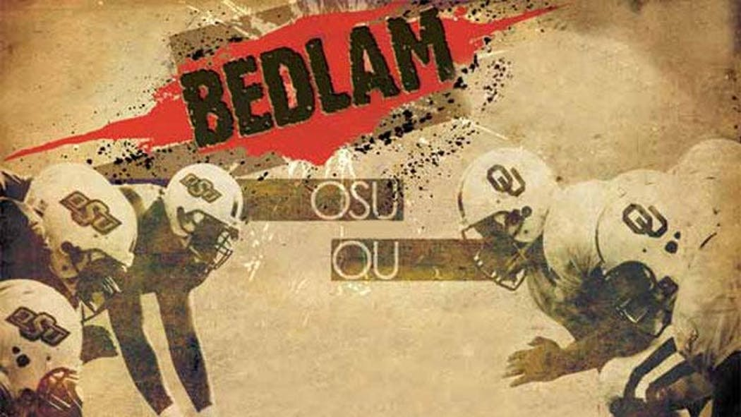 Bedlam Vitals: Oklahoma at Oklahoma State