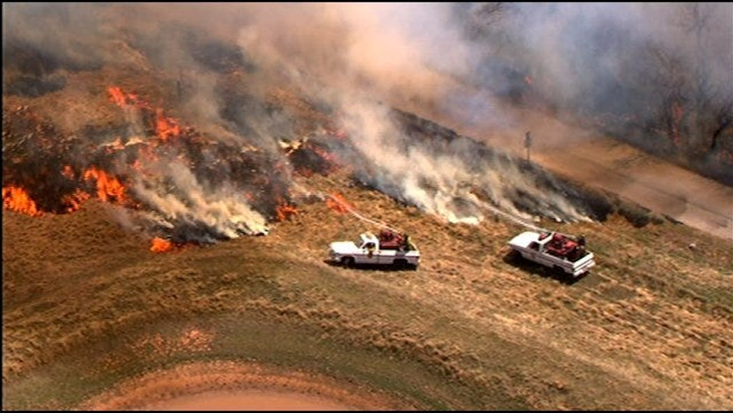 OKC Hosts Meetings To Help Residents Prepare For Wildfire Season