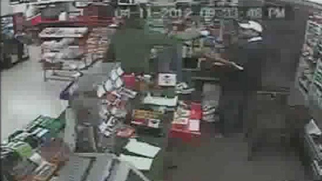 Masked Gunman Robs OKC Convenience Store