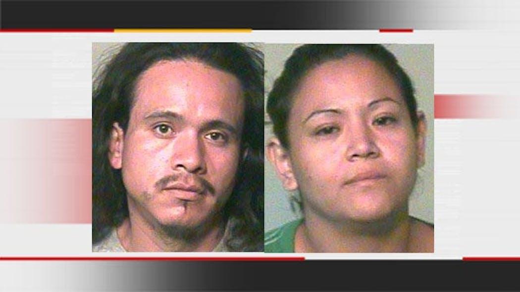 OKC Parents Arrested After Children Found Living In Filth