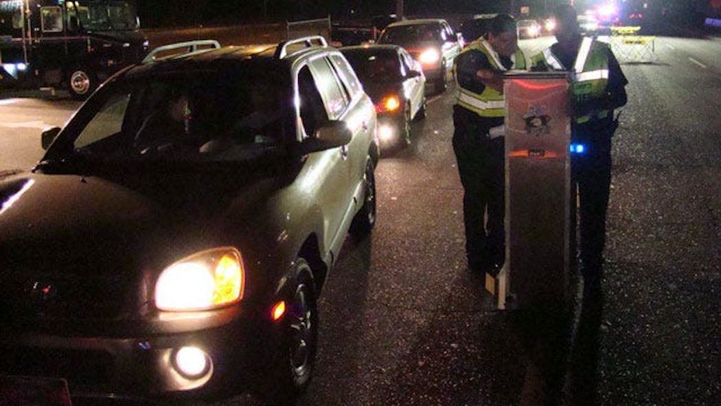 Traffic Violation Crackdown Nets 43 Arrests In Oklahoma County
