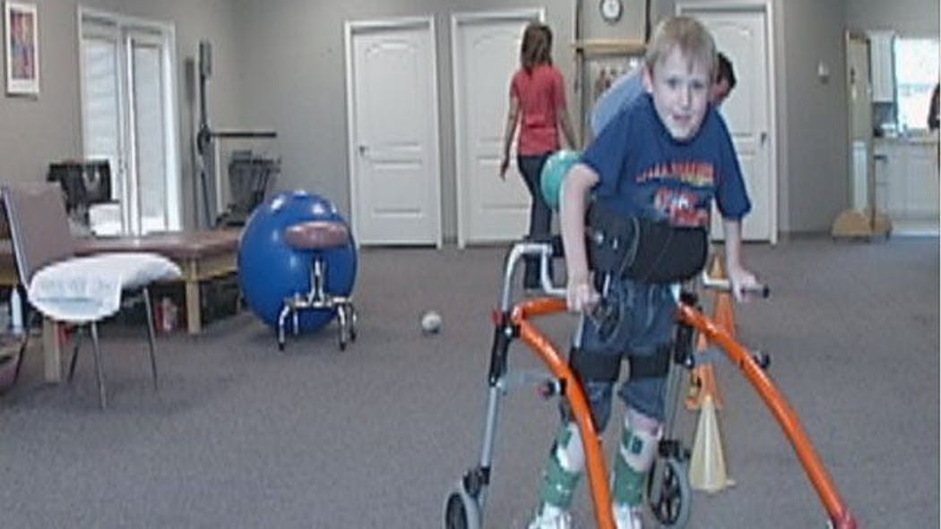 Little Tornado Survivor On The Road To Recovery