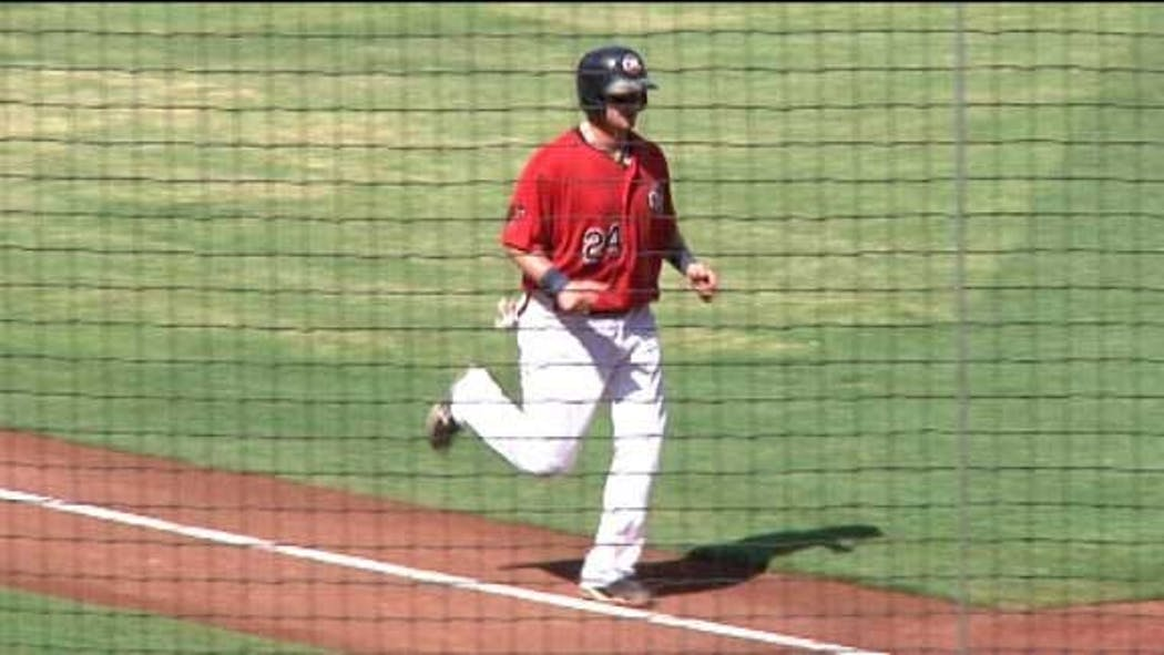 RedHawks Snap Skid In Pitcher's Duel