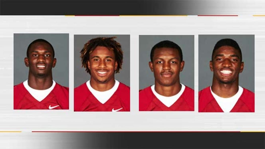 Four OU Football Players Suspended Indefinitely