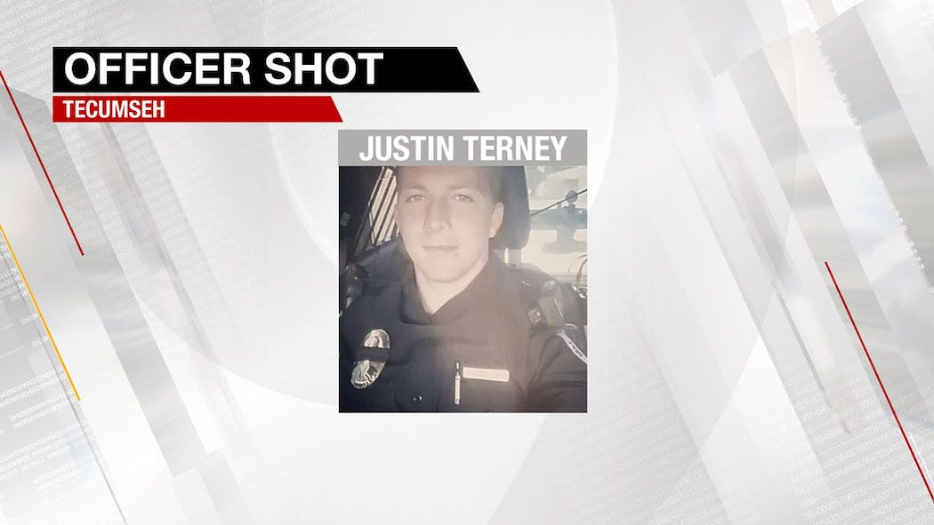 Tecumseh Officer Dies After Sunday Night Shooting, Suspect ID'd