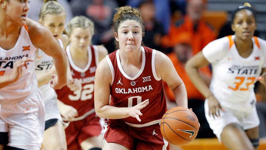 Second Half Comeback By OU Falls Short In Bedlam Match Up