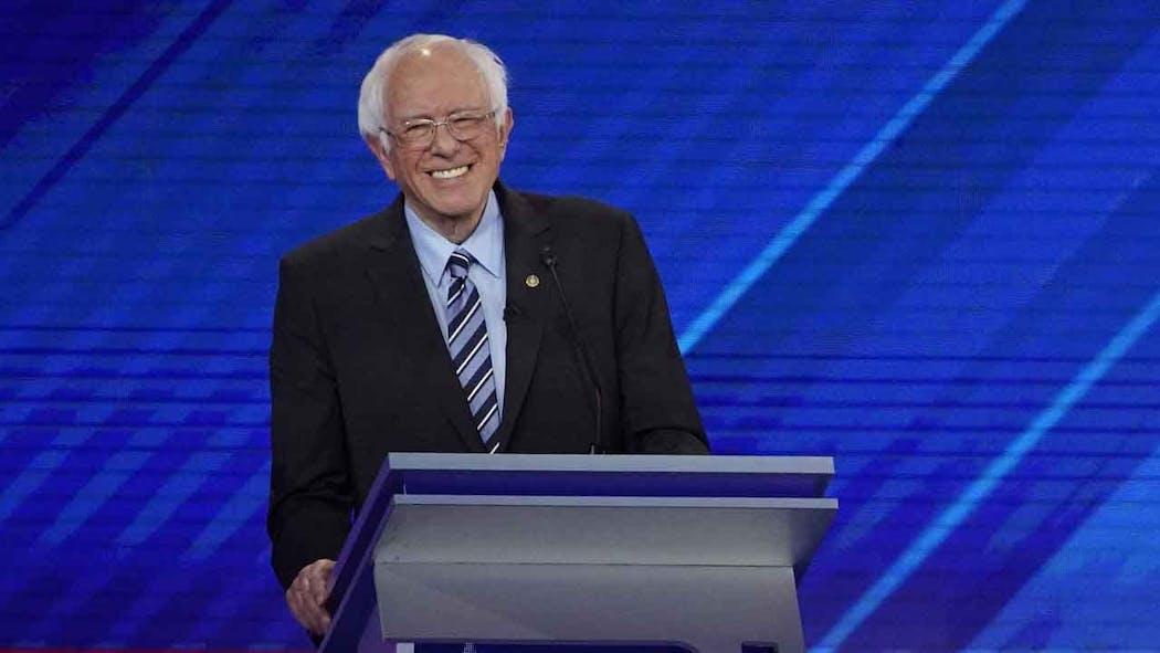 Bernie Sanders Set To Speak At 2 Events In Oklahoma