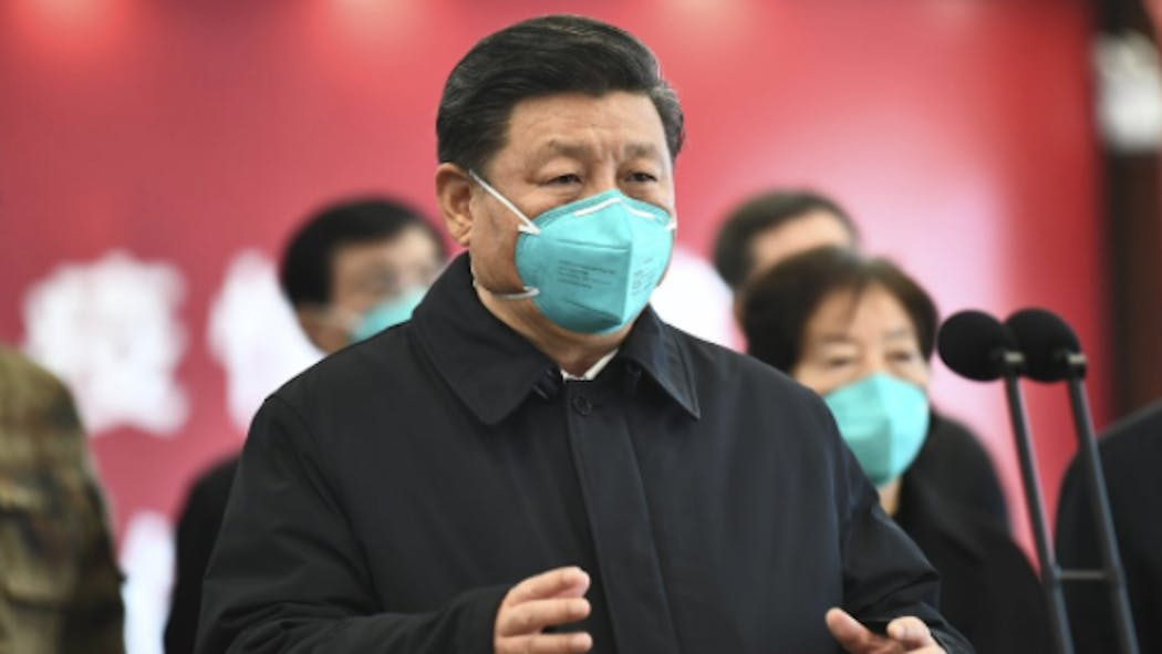 China Didn't Warn Public Of Likely Pandemic For 6 Days