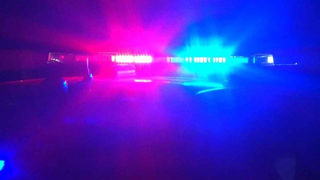 Police Lights Generic (Night 1)