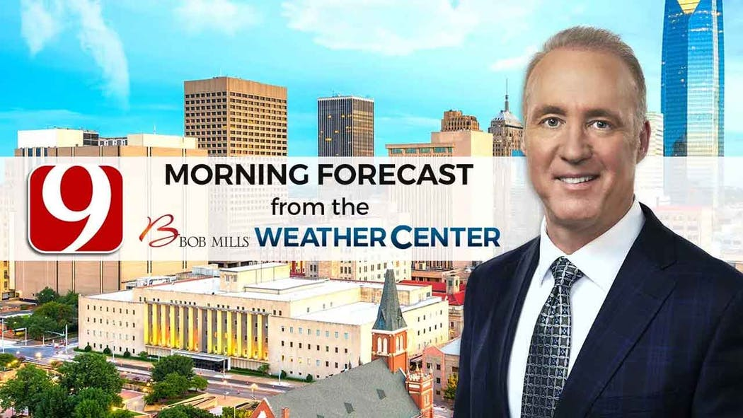David - Mid Morning Forecast