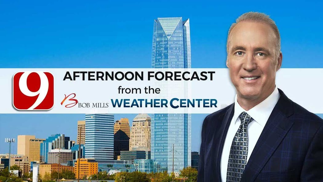 David Afternoon Forecast