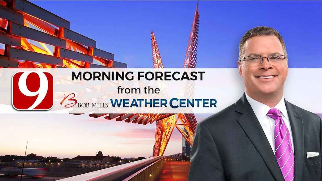 Jed - Morning Forecast