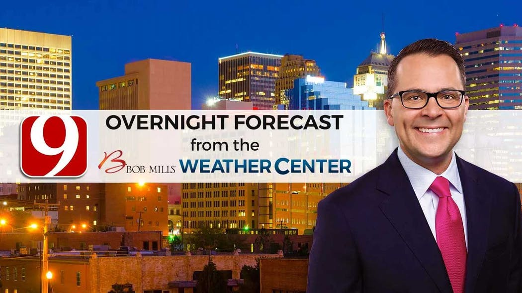 Justin Overnight Forecast