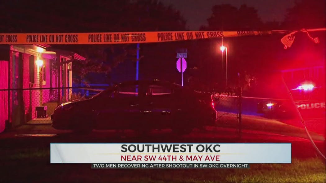SW OKC Shooting