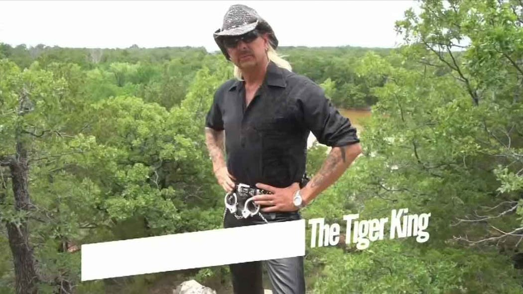 Who Should Play Joe Exotic In A 'Tiger King' Movie?