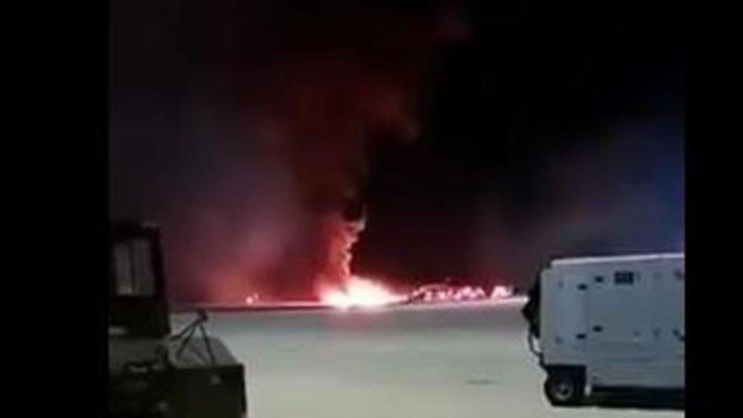 Shaw Air Force Base Crash