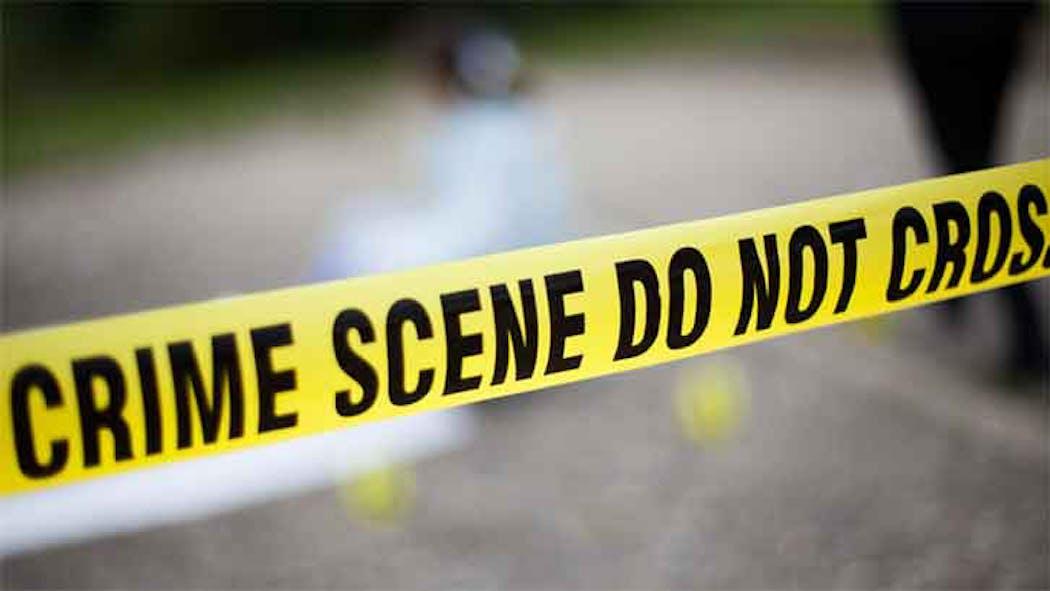 Crime Scene Tape Generic