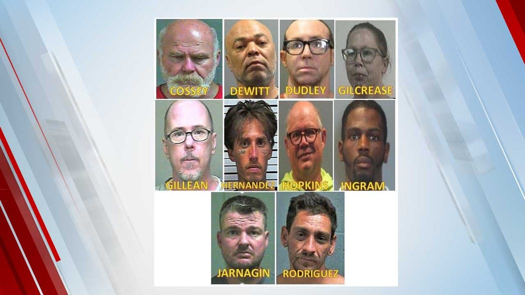 convicted sex offenders list alabama in Oklahoma City