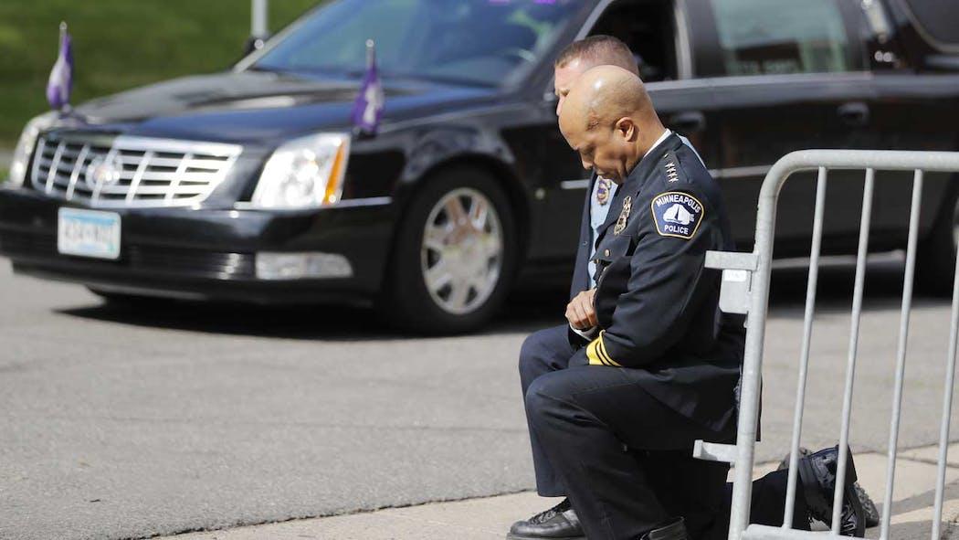 Minneapolis Police Department Chief