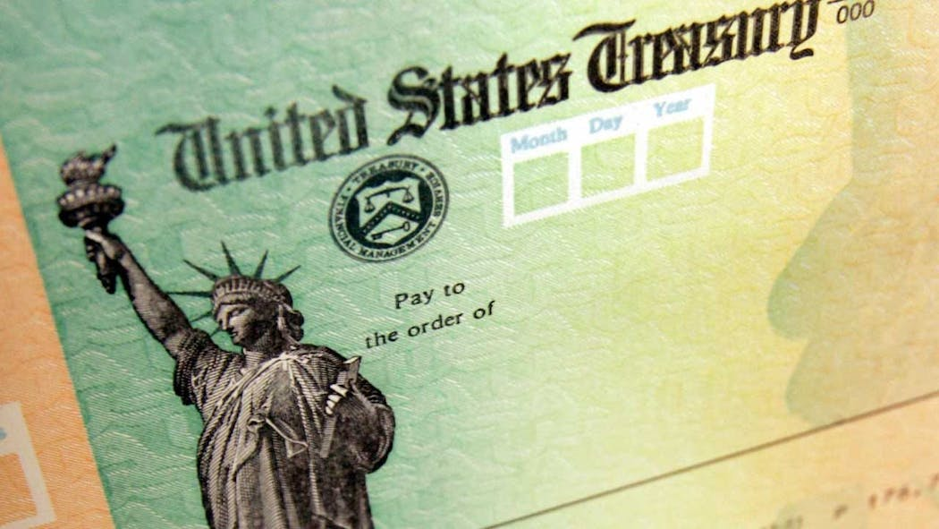 Stimulus Check Tracking Site Set To Go Live On Wednesday