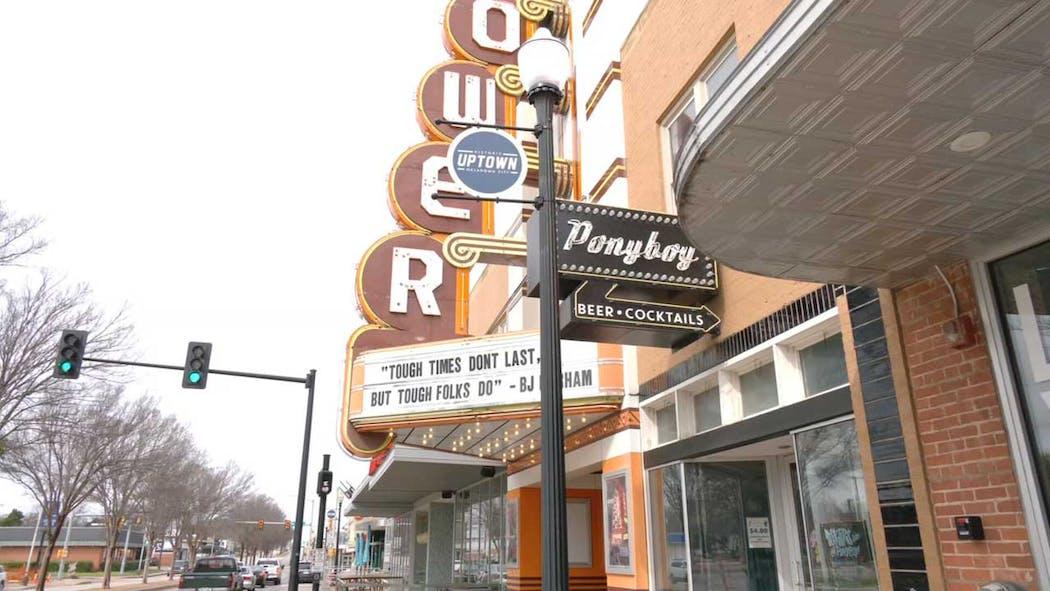 Ponyboy & Tower Theatre