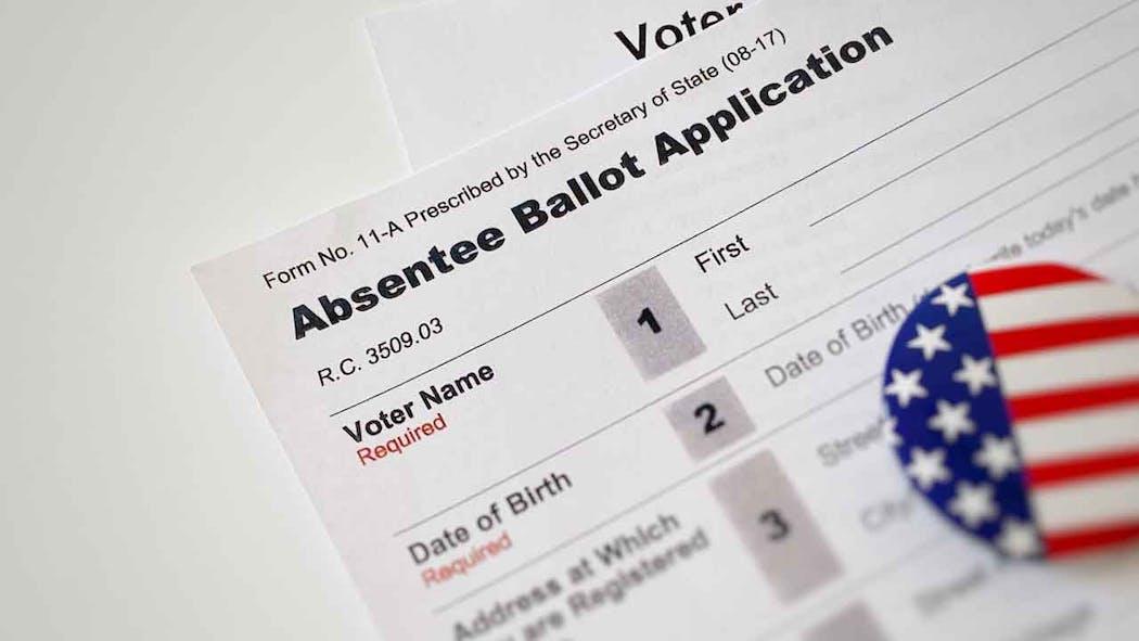 Vote Absentee Ballot