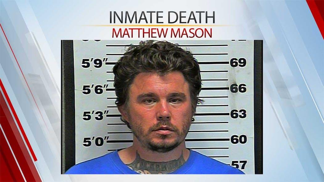 Matthew Mason Inmate Death