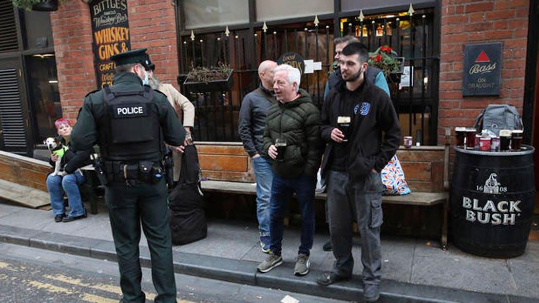Ireland Lockdown