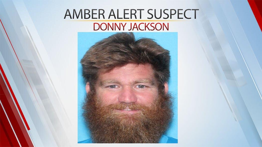 Donny Jackson Amber Alert Oct. 24, 2020