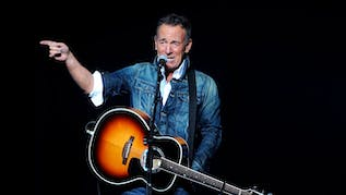 Drunken Driving Charge Against Bruce Springsteen Dropped