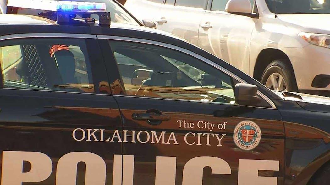 OKCPD car