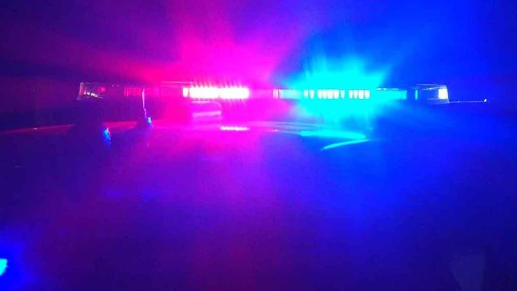 Police Lights Generic 2021