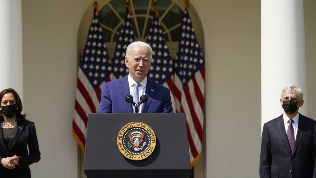 President Biden announces gun executive orders on 4-8-21