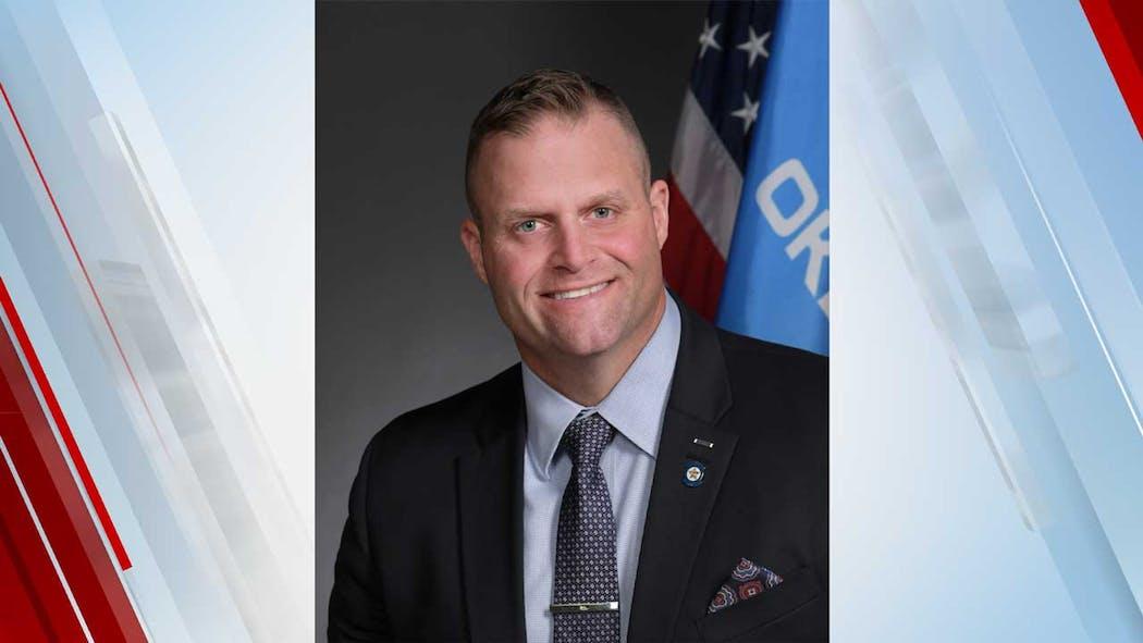 Rep. Josh West, R-Grove