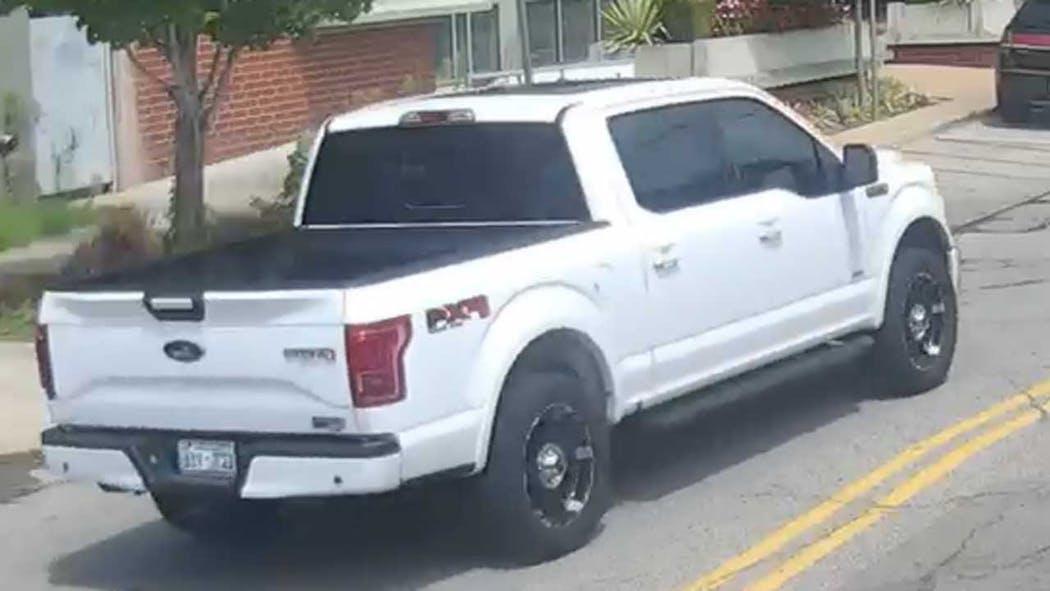 Suspect Truck OCPD 8-24 2