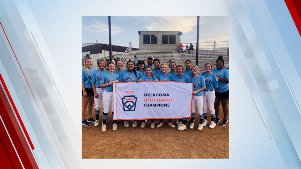 LLWS Softball Team Oklahoma
