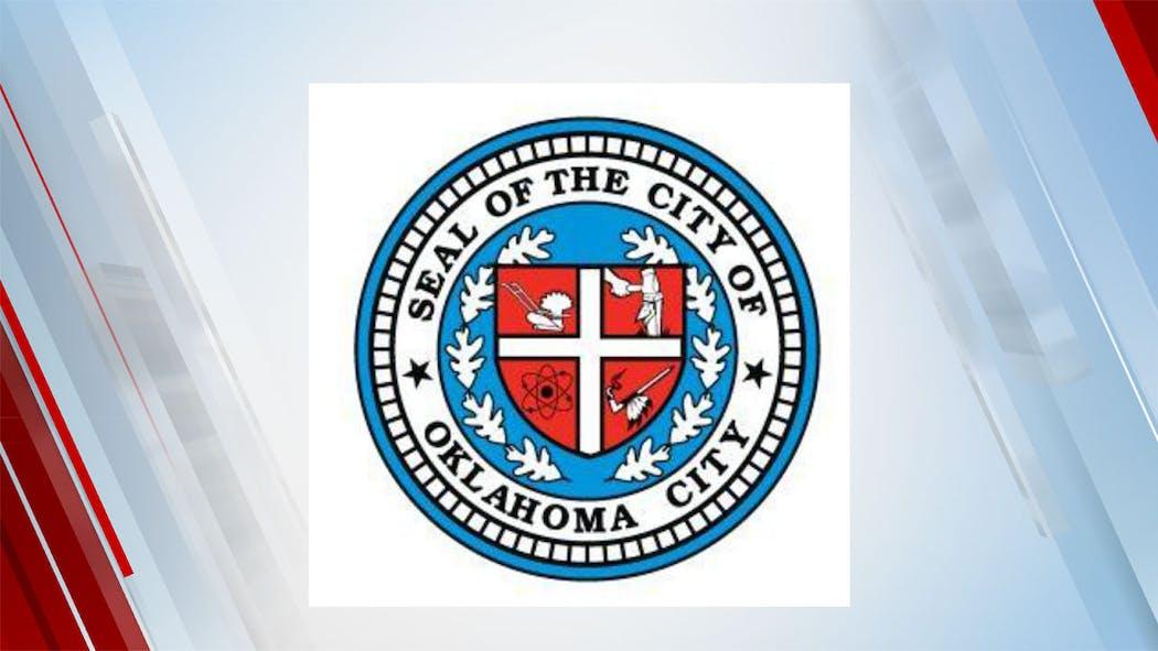 City of Oklahoma City Seal