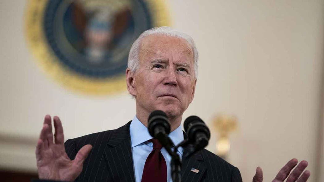 President Joe Biden Generic