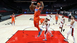 3 Thunder Takeaways: Young Lineup Sparks Thunder To Road Win Over Trail Blazers