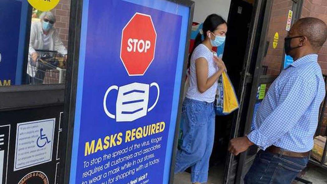 Masks Required CBS