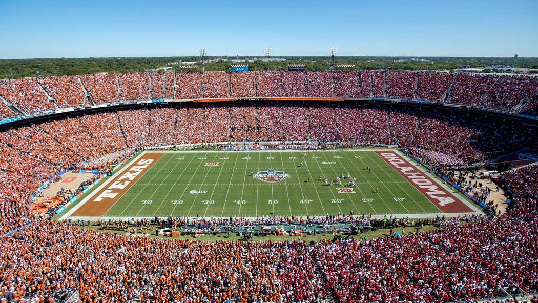 OU-Texas Cotton Bowl