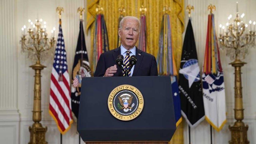 Biden announces end of war in Afghanistan in July 2021
