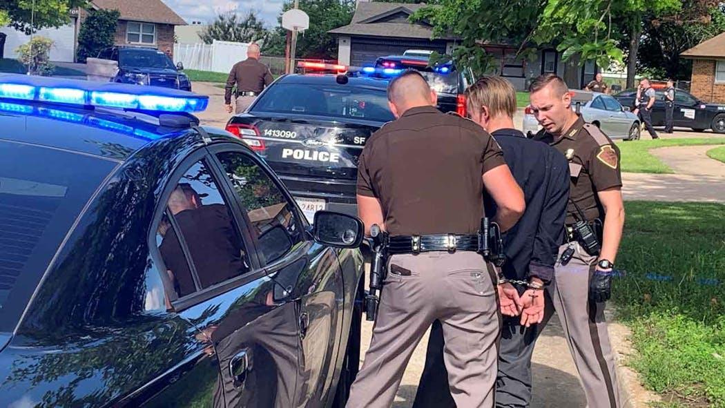 2nd Pursuit Suspect Arrested 6-2