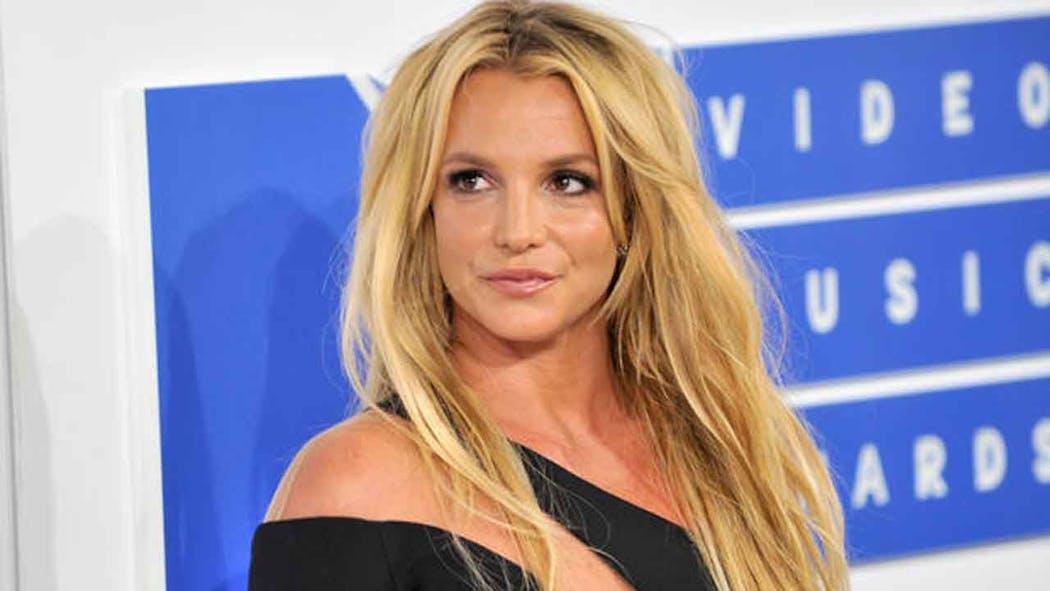 Britney Spears - Getty via CBS