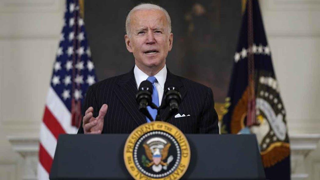 Biden Delivers Remarks Generic