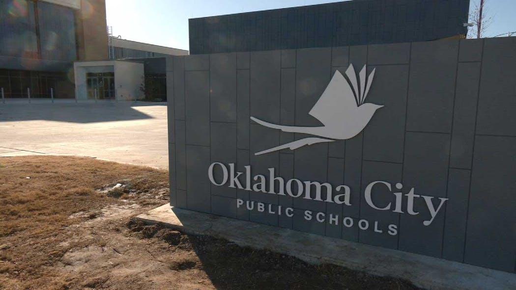 OKCPS administrative building