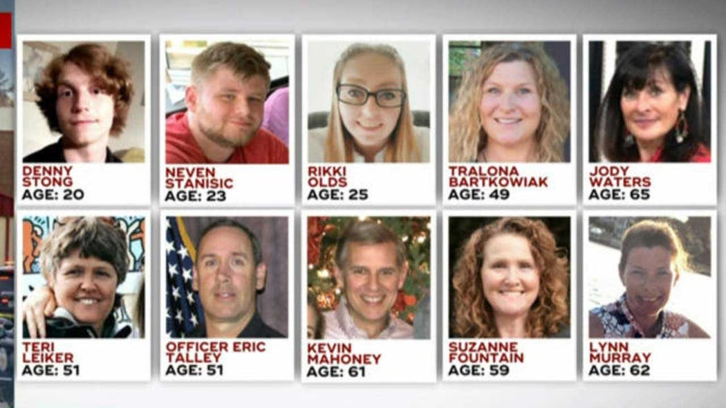 Boulder, Colorado victims