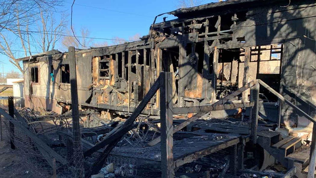 Woodward Mobile Home Fire Kills 6 3-3