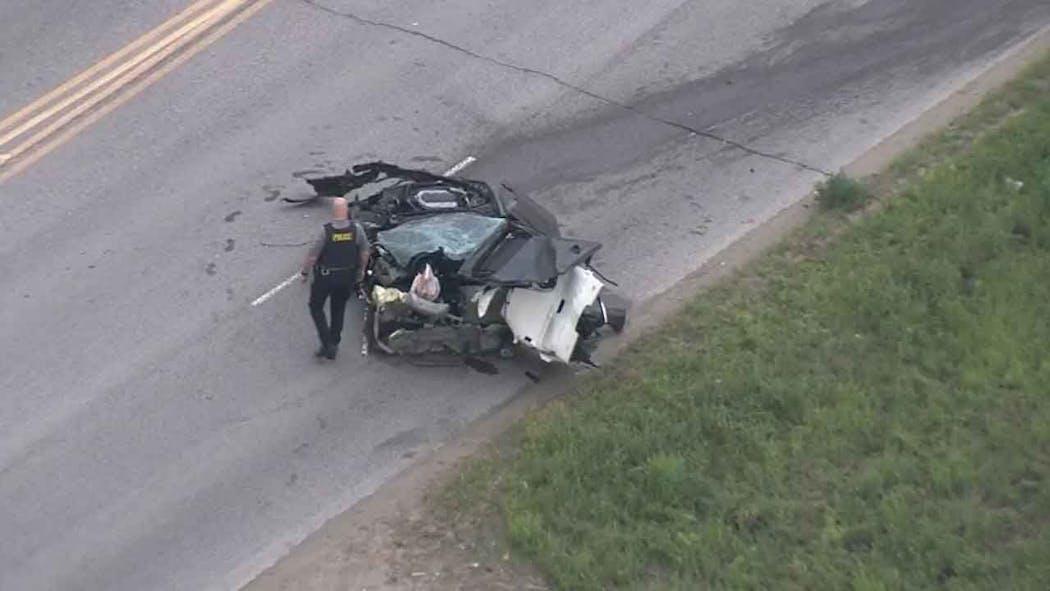 Del City  Fatal Accident 5-11 2